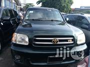 Tokunbo Toyota Sequoia 2004 Green | Cars for sale in Lagos State, Apapa