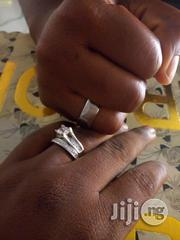 Titanium Steel×Cubic Zerconia Ring | Jewelry for sale in Lagos State, Alimosho