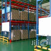 Heavy Duty Warehouse Storage Pallet Racking Shelf | Store Equipment for sale in Lagos State, Lagos Mainland