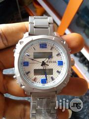 Fossil Digital And Analog Watch For Men | Watches for sale in Rivers State, Port-Harcourt