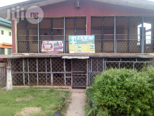 Archive: Old Bungalow On A Plot Of Land At Johnson B/Stop Surulere for Sale.