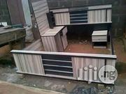 Good Quality 6 By 6 Bed 2 Side Drawer And Dressing Mirrow | Furniture for sale in Lagos State, Lekki Phase 1