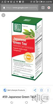 Bell Japanese Green Tea Enzymes Phenols Sterols Amino Acids Minerals   Vitamins & Supplements for sale in Lagos State, Ojodu