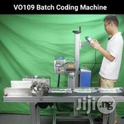 VO109 Automatic Laser High Speed Expiry Date Printing Machine | Printing Equipment for sale in Lagos State, Lagos Mainland
