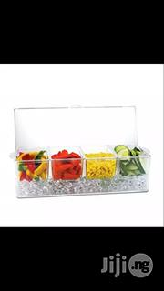 Mothers' Choice Portable Condiment Tray With Ice Chamber(4 Section) | Kitchen & Dining for sale in Lagos State, Amuwo-Odofin