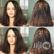 Ombre Water Curls Human Hair Wig | Hair Beauty for sale in Lagos State, Ajah