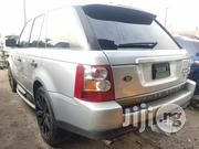 Clean Land Rover Range Rover Sport 2008 Silver | Cars for sale in Lagos State, Apapa
