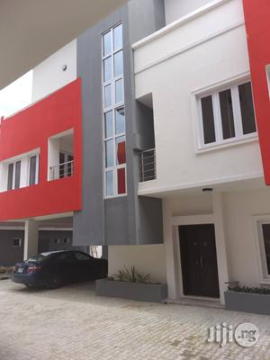 New 4 Bedroom Semi Detached Duplex + BQ At Ikota Villa Lekki For Rent.