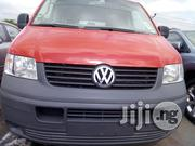 Volkswagen Transporter 2009 Red | Trucks & Trailers for sale in Lagos State, Apapa