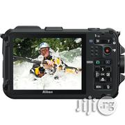 Nikon Coolpix AW100 Waterproof Digital Camera | Photo & Video Cameras for sale in Lagos State, Ikeja