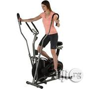 Eliptical Bike 2in1 Cross Trainer American Fitness | Sports Equipment for sale in Lagos State, Ikeja
