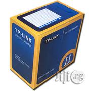 Tp-link UTP Cat 6 High Frequency Signal Network Cable   Computer Accessories  for sale in Lagos State, Ikeja