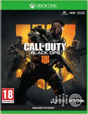 Call Of Duty: Black Ops 4 - Xbox One | Video Games for sale in Lagos State, Surulere