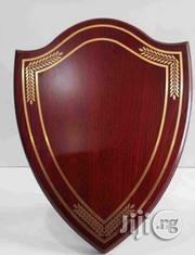 American Fitness Customized Piano Finished Shield Plaque Award Plaque | Arts & Crafts for sale in Lagos State, Ikoyi