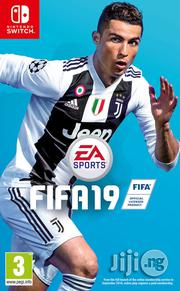 FIFA 19 - Nintendo Switch | Video Games for sale in Lagos State, Surulere