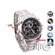 Spy Watch Camera With Night Vision | Security & Surveillance for sale in Lagos State, Ikeja