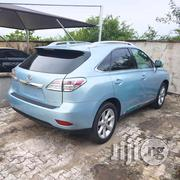Lexus RX 350 2010 Blue | Cars for sale in Lagos State, Lekki Phase 1