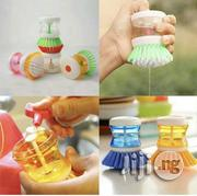 Brush With Soap Dispenser - 1 Dozen | Home Accessories for sale in Lagos State, Lagos Island