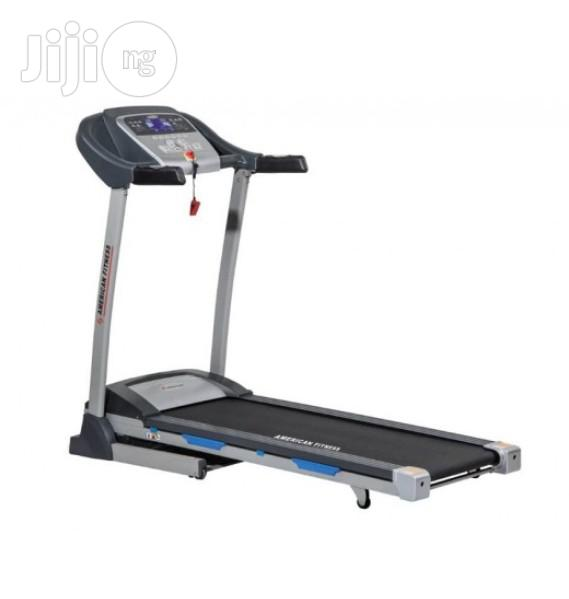 Americans Fitness 2hp Treadmill Without Massager