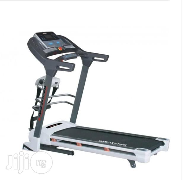 Americans Fitness 2.5hp With Massager and Complete Accessories
