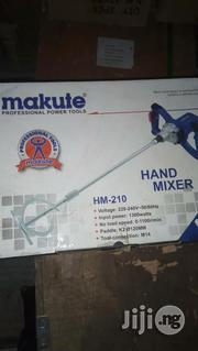 Industrial Makute Paint Mixer | Building Materials for sale in Lagos State, Amuwo-Odofin