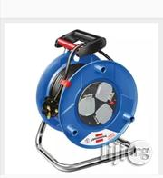 Extention Cable Reel 50m Power Distribution - Plastic | Electrical Equipment for sale in Lagos State, Lagos Island