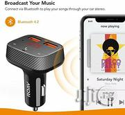 USA Roav Anker, Smartcharge F0 FM Transmitter/Bluetooth Receiver/Car | Vehicle Parts & Accessories for sale in Lagos State, Alimosho