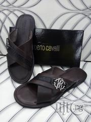 Italian Roberto Cavalli Men's Sliippers | Shoes for sale in Lagos State, Lagos Island