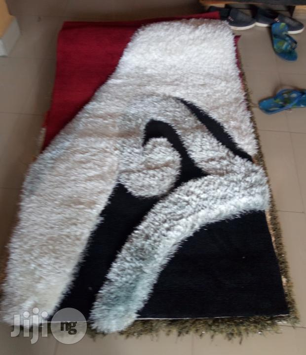 Best Quality 3by5 Bed Side Turkey Shaggy Rug Brand New