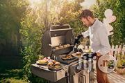 Commercial Outdoor Gas Bbq With Grill. 18/10 Stainless Steel | Restaurant & Catering Equipment for sale in Lagos State, Lagos Mainland