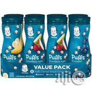 Gerber Puff Snack (Variety Pack) | Baby & Child Care for sale in Rivers State, Port-Harcourt