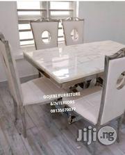 Exclusive Marble Dining Table | Furniture for sale in Lagos State, Lekki Phase 1