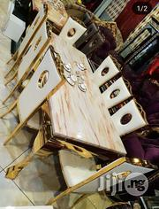 Superb 6seater Marble Dining Table | Furniture for sale in Lagos State, Lekki Phase 1