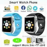 Smartwatch A1 - SIM And SD Cards, Camera Elegant And Luxurious | Smart Watches & Trackers for sale in Abuja (FCT) State, Karu