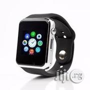 Smartwatch A1 - SIM And SD Cards, Camera Elegant And Luxurious | Smart Watches & Trackers for sale in Abuja (FCT) State, Nyanya