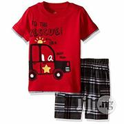 Kids Headquarters to the Rescue 2 Piece Set | Children's Clothing for sale in Lagos State, Lagos Mainland