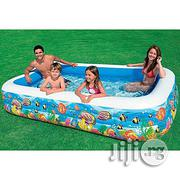 Intex Intex - 10ft By 6ft Inflatable Swimming Pool With Pump | Sports Equipment for sale in Abuja (FCT) State, Asokoro