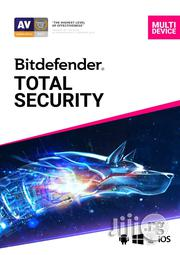 Bitdefender Total Security 2019 - 1PC, 1 Year | Software for sale in Lagos State, Ikeja