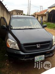 Honda Pilot 2004 EX 4x4 (3.5L 6cyl 5A) Green | Cars for sale in Lagos State, Ojo