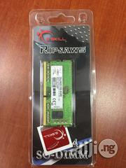 Quality G.Skill Ripjaws 8gb Ddr4   Computer Accessories  for sale in Lagos State, Ikeja