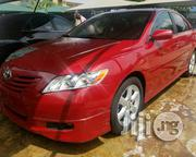 Clean Tokunbo Toyota Camry Sport 2008 Red | Cars for sale in Lagos State, Ikeja