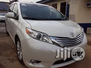 Toyota Sienna LE 8 Passenger 2011 White   Cars for sale in Lagos State, Ikeja