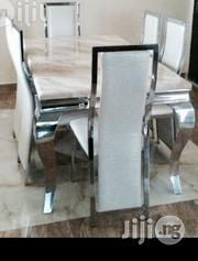 Standard Mabel Dining Table With Six Chairs | Furniture for sale in Oyo State, Ibadan North East