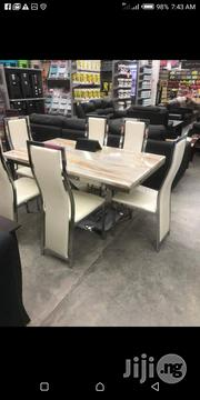New Arrival Unique Marble Dinnig | Furniture for sale in Abuja (FCT) State, Gwarinpa