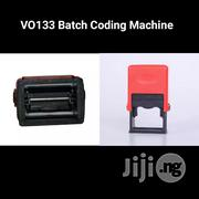 VO133 High Quality Portable Ink Batch Code & Manufacturing Date Stamp | Manufacturing Equipment for sale in Lagos State, Lagos Mainland