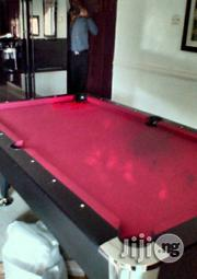 Snooker Table   Sports Equipment for sale in Lagos State, Ikoyi