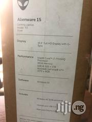Dell Alienware 15 R3 1 Tb Hdd Core I7 16 Gb Ram | Laptops & Computers for sale in Lagos State, Ikeja