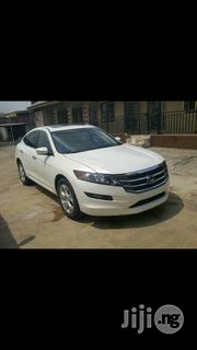 Super Clean Tokunbo Honda Crosstour 2012 White | Cars for sale in Lagos State, Ikeja