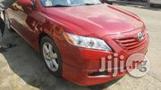 Clean Tokunbo Toyota Camry 2008 Red | Cars for sale in Lagos State, Ikeja