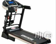 German 2.5hp Treadmill With Massager | Massagers for sale in Abuja (FCT) State, Utako
